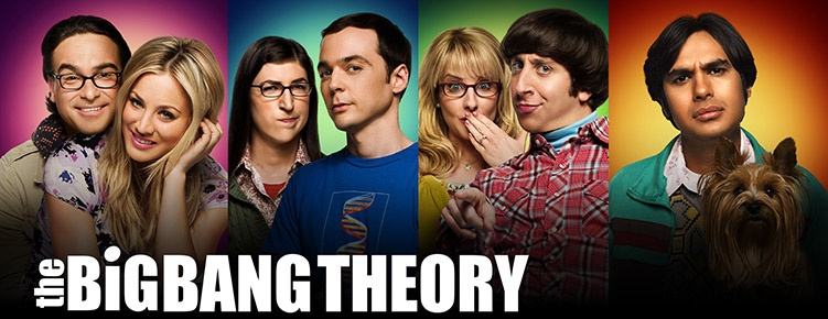 S�rie The Big Bang Theory